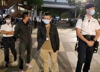 香港平安夜 「12.24和你報街音」兩少年持槍落網