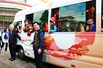 中央法規鬆綁後 屏東滿州搶先全台啟用幸福巴士2.0