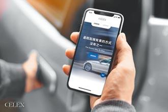 CELEX推24小時線上收購汽車服務