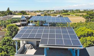 天晴太陽能電廠 創造綠能雙贏