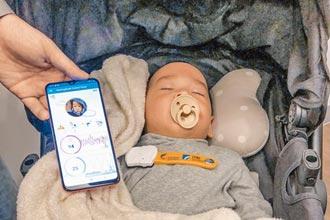 嬰幼兒智慧照護 防趴睡溢奶送命