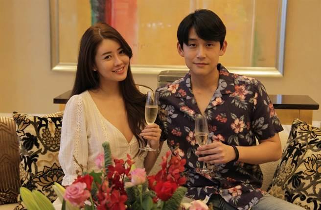 賴琳恩和陳乃榮結婚3年,感情依舊如熱戀般甜蜜。(圖/本報系資料照)