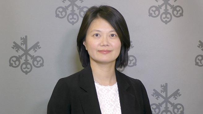 瑞銀台股分析師陳玟瑾