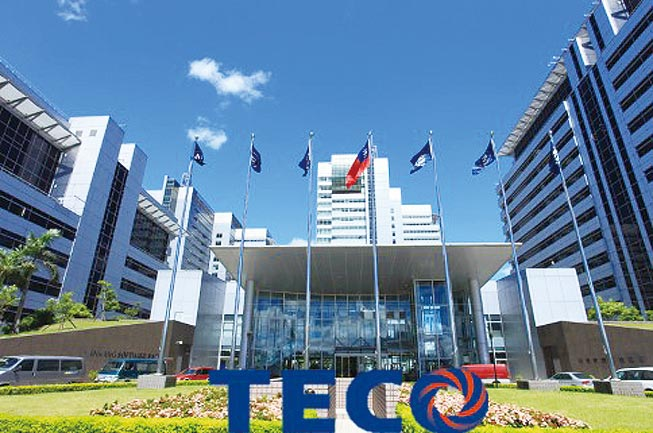 東元今年入選DJSI道瓊永續指數,是「機電業」台灣第一家。圖/業者提供