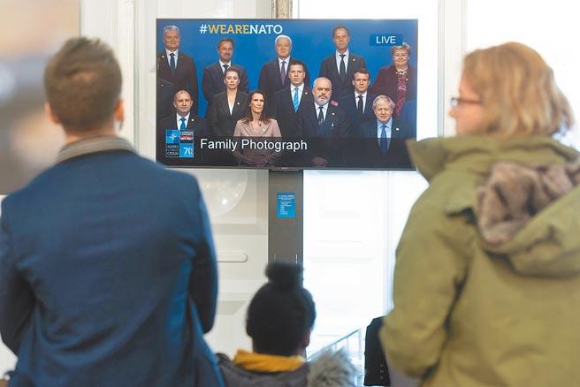 2019年12月4日,北大西洋公約組織(北約)峰會在英國倫敦舉辦。(新華社資料照片)