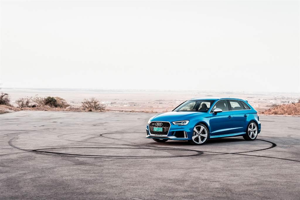 新一代科技鋼砲400+hp有譜!Audi RS 3傳於2021年亮相