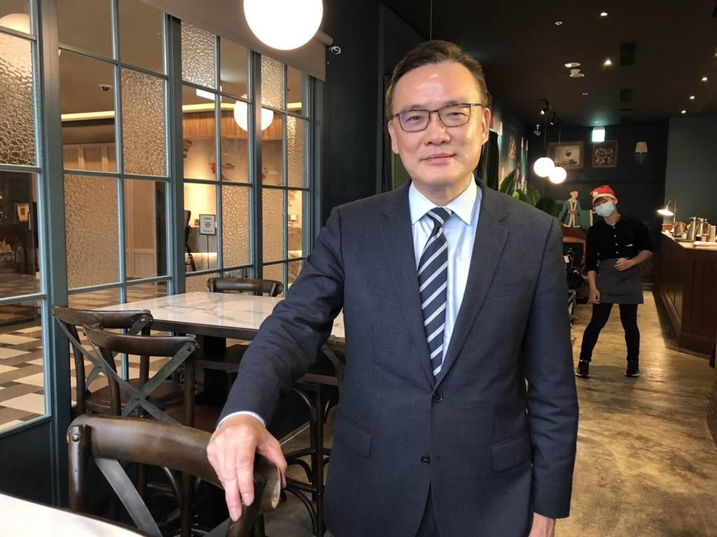 高力國際董事總經理劉學龍。(高力國際提供)