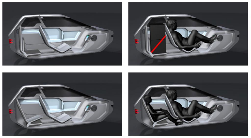 能跑 150 公里的 Canyon 電動四輪車獲 276 億元投資,未來概念可望走入現實