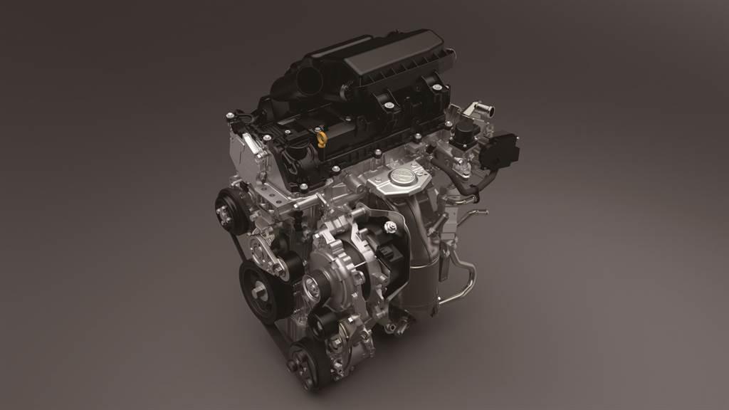 SWIFT動力採用1.2升自然進氣引擎搭配12V,主打節能經濟,能源局測試平均油耗達22.3km/L。