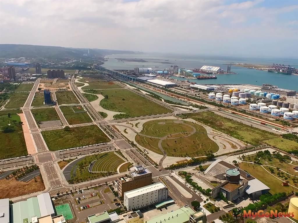 新北市政府訂於12月29日辦理台北港區段徵收區及金山、林口市地重劃區等16筆土地開標作業(圖/新北市政府)