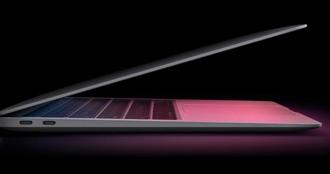 蘋果M1晶片Mac終於在台上市 現在買還要等半個月