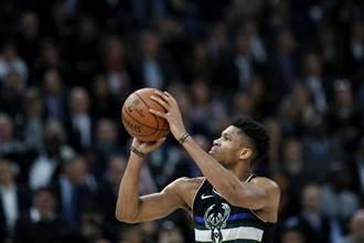 NBA》字母哥罰球命中率差 詹姆斯也被酸