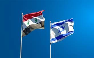 敘利亞國營電視台:以色列發射飛彈侵犯