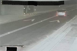 超狂國產小車當跑車 草埔隧道狂飆161公里