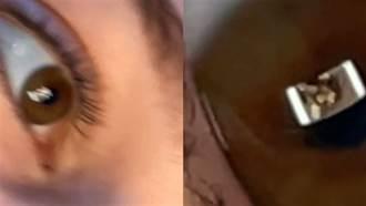 他側錄女友躺床滑手機 「瞳孔反射」驚見在物色約炮對象