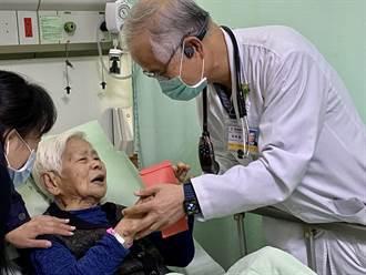 南投93歲「超級阿嬤」 沒用過健保卡
