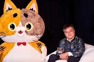 台版虛擬寵物出道!大秀毛孩視角盼接棒當下一個加菲貓