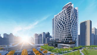頂級豪辦中悅ITC國際商貿 1月公開