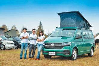 一生絕對要有的夢幻露營車 全新VW T6.1 California Beach限量上市