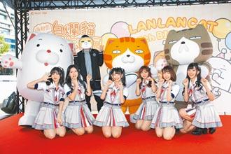 AKB48 Team TP偷閒看白爛貓嗨翻