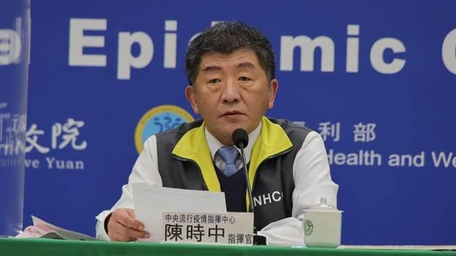 為確診機師足跡該不該公布,台北市長柯文哲與衛福部長陳時中不同調。(圖/中央流行疫情指揮中心提供)