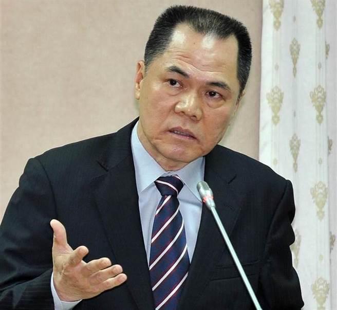行政院宣布新任海巡署長 國安局前副局長周美伍接任(資料照片)