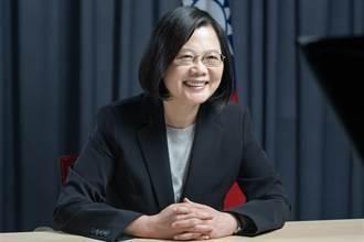 總統:越了解自己,越能在國際上形成台灣論點