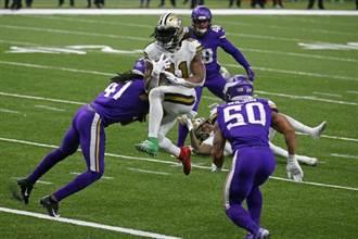 NFL》耶誕節奇蹟 卡馬瑞單場6次跑步達陣