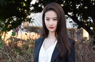 「神仙姐姐」劉亦菲大發福?臉腫「胖到沒脖子驚人照片」流出