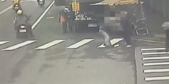 酒醉男子不爽被瞄一眼 狂毆86歲老翁導致顱內出血