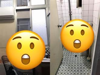他出租雅房「3800含水電」被酸像牢房 網見地段傻了:還敢嫌?