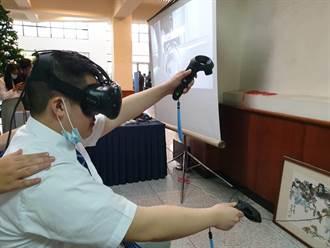 VR體驗酒醉狀態 花蓮慈大學生研發戒酒app