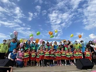 竹北市人口破20萬 市公所舉辦慶祝活動