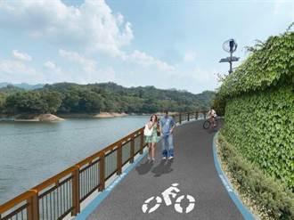 明德水庫新建11公里自行車步道 將辦座談會廣徵意見