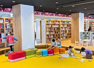 屏東總圖開館4個月人氣高 青少年閱讀人口倍增