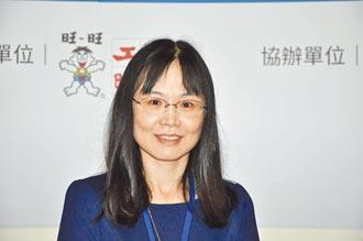 環保署空保處副處長徐淑芷 公私協力 跨域合作