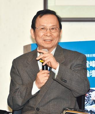 台灣空氣品質健康安全協會理事長沈世宏 區塊鏈是轉型關鍵