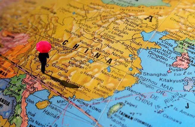 從兩岸貿易依存度來看,中國大陸是台灣最大的出口市場,這是肯定的。(示意圖/達志影像/shutterstock)