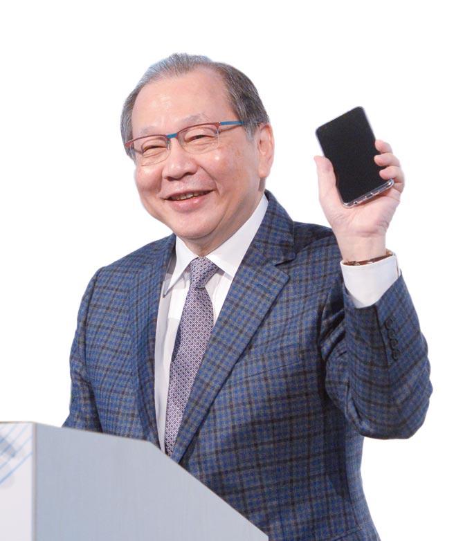 聯發科研議以6奈米搶攻5G市場,執行長蔡力行是主要推手。圖/本報資料照片