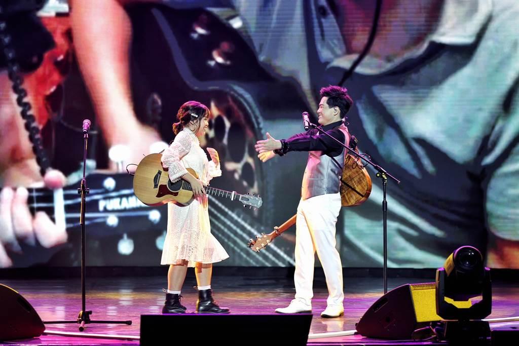 苏明渊26日在桃园举办演唱会。(红豆娱乐提供)