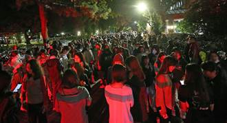 台大女一舍發生火警  約350名學生被疏散