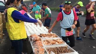 地表最狂補給馬拉松 烤雞、麻油雞、烤豬肉伺候