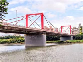 光復大橋耐震補強完工 小震不壞、中震可修、大震不倒