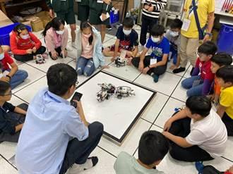 僑泰科學探索營 激發小學生創意