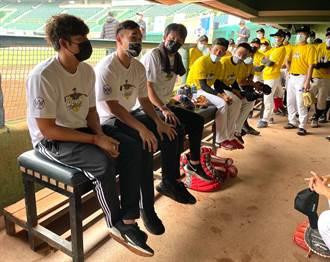 棒球》曾仁和「盼可以與田澤.....」 王維中亂入接話:當隊友