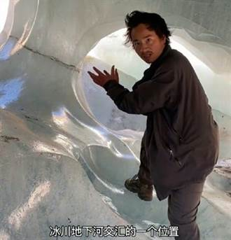 網紅西藏冒險王失足墜冰川身亡 「永遠留在最愛的瀑布裡」