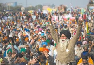 印度農業改革踢鐵板