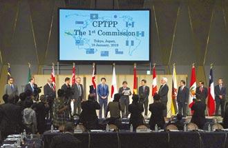 我入CPTPP 尚在表達興趣階段