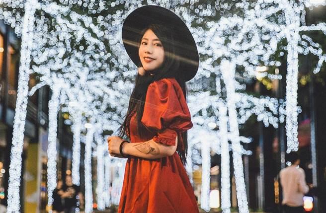 安迪愛女林吟蔚除了歌手身分外,也積極拓展各種事業。(翻攝自林吟蔚臉書)