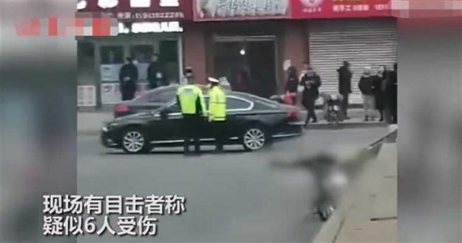 大陸遼寧今(27日)傳出隨機砍人案件。(圖/翻攝自微博)